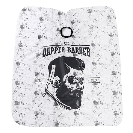 Salon Cape Waterproof Hair Salon Apron Cutting Cape Barber Hairdressing Cape for Hair Cutting Coloring & Styling
