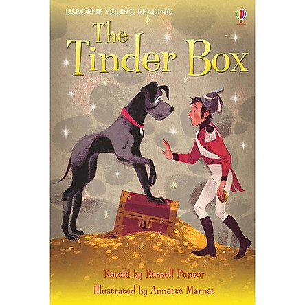 Usborne Young Reading Series One: The Tinder Box