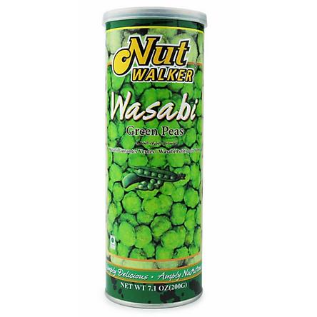 Đậu Hà Lan Mù Tạc Nut Walker N200DHLMT (200g)