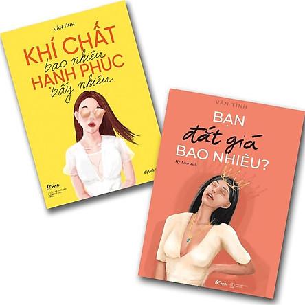 Sách - Combo Bloombooks: Khí Chất Bao Nhiêu, Hạnh Phúc Bấy Nhiêu & Bạn Đắt Giá Bao Nhiêu ( tặng kèm bookmark thiết kế )