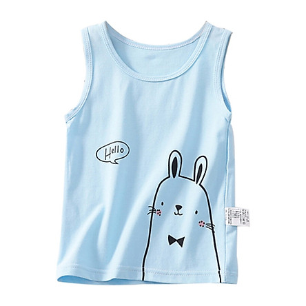 summer girl clothing cotton baby girls vest kids undershirt toddler girl vest for children underwear tops for girls