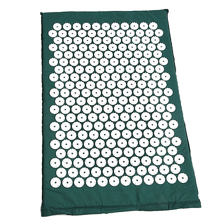 Massager Cushion Acupressure Mat Relieve Stress Pain Acupuncture Massage Pillow Spike Yoga Mat with Pillow