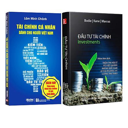 Bộ Sách Đầu Tư Tài Chính Cá Nhân Dành Cho Người Việt