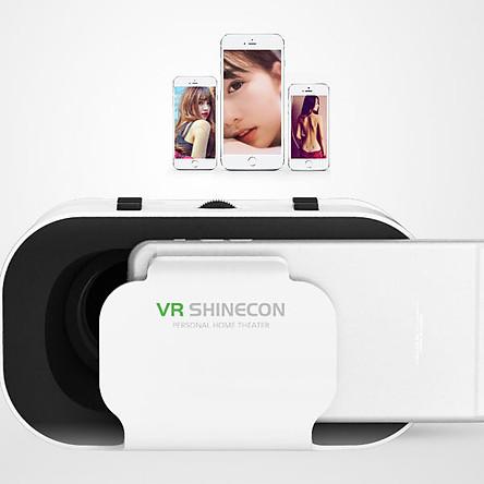 Kính thực tế ảo VR Shinecon thế hệ mới 5.0 hàng nhập khẩu