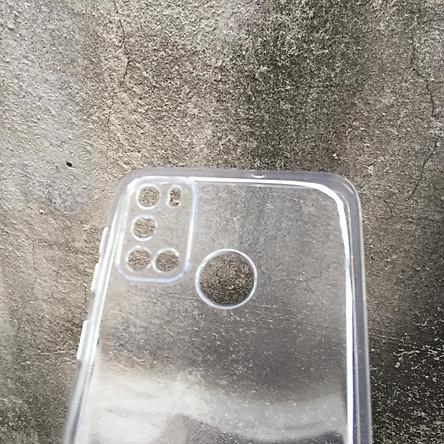 Ốp lưng Silicon Dẻo cho Vsmart Joy 4 - có gờ bảo vệ camera