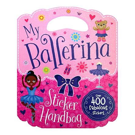 My Ballerina Sticker Handbag
