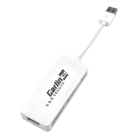 USB Có Dây Apple CarPlay Và Android Auto Carlinkit