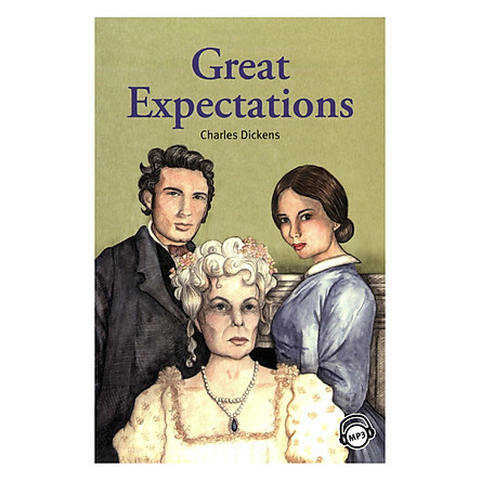 Compass Classic Readers 6: Great Expectations (With Mp3) (Paperback)