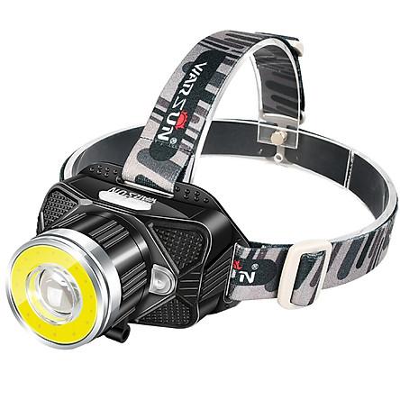 Đèn Pin LED Đội Đầu Tầm Xa 3000m Walson Warsun W80
