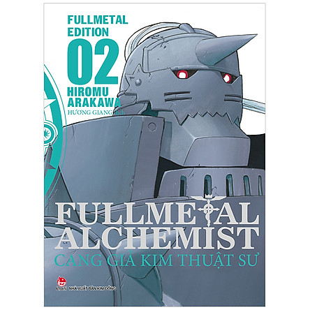 Fullmetal Alchemist - Cang Giả Kim Thuật Sư - Fullmetal Edition Tập 2