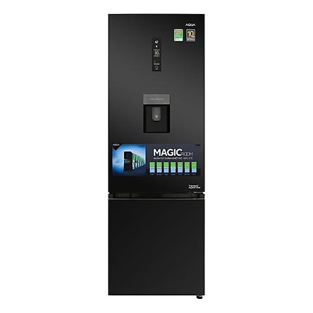 Tủ Lạnh Inverter Aqua AQR-IW378EB-BS (324L) - Hàng chính hãng