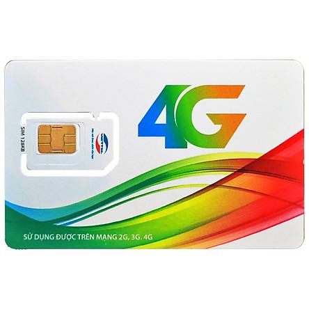 Sim 4G Viettel gói cước D900 7GB/Tháng Trọn Gói 1 Năm (12 tháng)