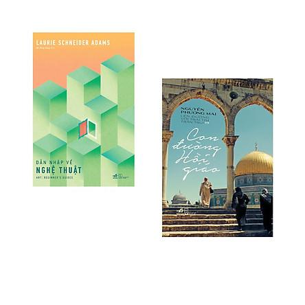 Combo 2 cuốn sách: Dẫn nhập về nghệ thuật  + Con đường hồi giáo