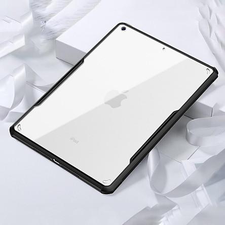 Ốp lưng iPad 9.7 inch 2017 / 2018 Chính hãng XUNDD, Chống shock, Mặt lưng trong suốt, Viền TPU