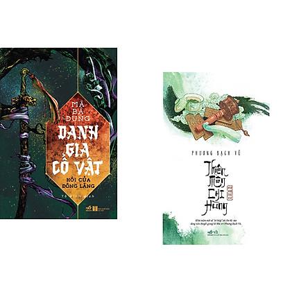 Combo 2 cuốn sách:  Danh gia cổ vật - Hôi của Đông lăng  + Thiên môn chi hùng