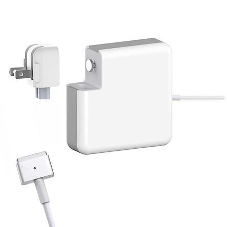 Đầu cắm nguồn dành cho sạc Macbook, Macbook Air, Macbook Pro (dạng 2 chấu chân dẹt)