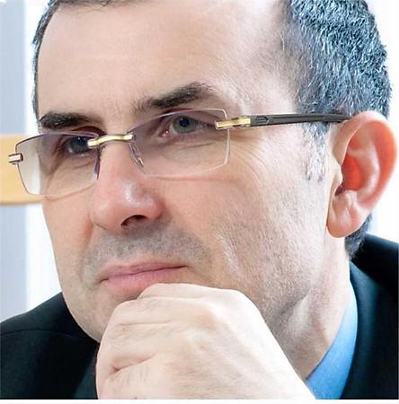 Kính lão thị viễn thị trung niên nam giới siêu nhẹ siêu bền mắt chống uv cực sáng và rõ chữ HTTPKVT09PK