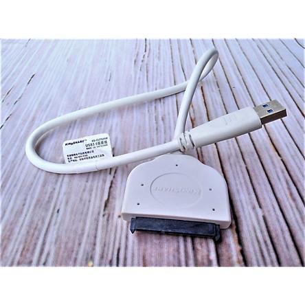 """Cáp Kingshare chuyển đổi SATA III 2.5"""" To USB 3.0 - Hàng Nhập Khẩu"""