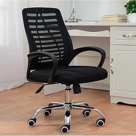 Ghế xoay văn phòng cao cấp 302 kiểu dáng đơn giản