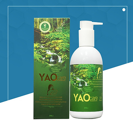 Sữa tắm thảo dược dành cho mẹ bầu và sau sinh Yaocare mama Gel - DK Pharma