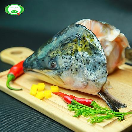 [Chỉ Giao HCM] - Đầu cá hồi Nauy 1kg
