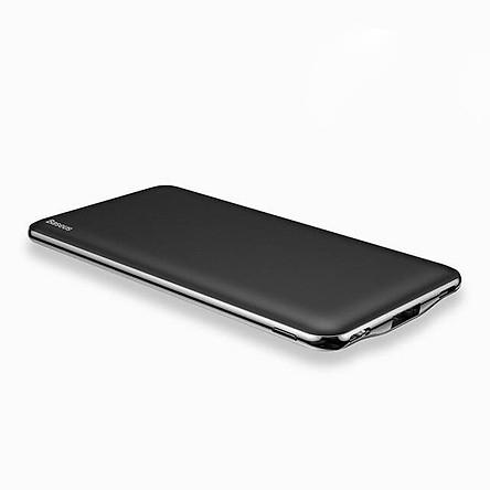 Pin sạc dự phòng hỗ trợ sạc nhanh siêu mỏng 10.000mAh hiệu Baseus Simbo Smart cho điện thoại / máy tính bảng / Macbook (trang bị 5V/3A PD Type-C Fast Charging , USB-C PD input/ Output Dual Way) - Hàng chính hãng