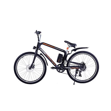 Xe đạp điện thể thao Homesheel Airwheel R8-hàng chính hãng-màu đen