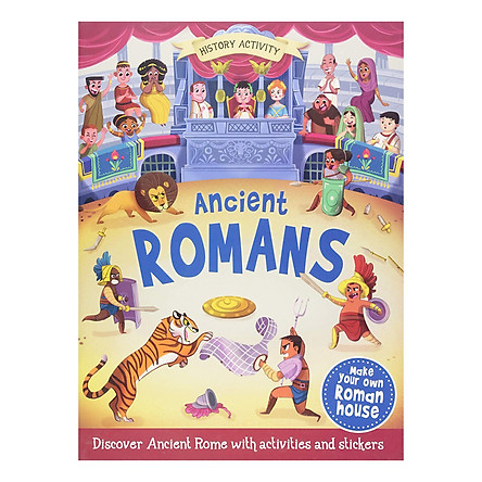 History Activity: Ancient Romans