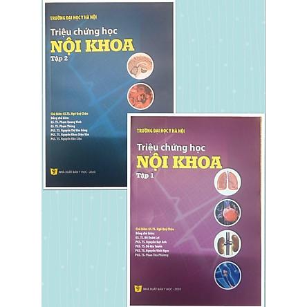 Triệu chứng học nội khoa (Tâp 1+ Tập 2