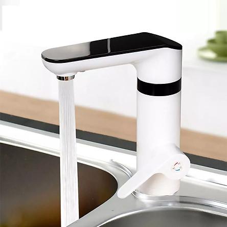 Vòi có thể đun nóng nước xiaomi led hiển thị nhiệt độ
