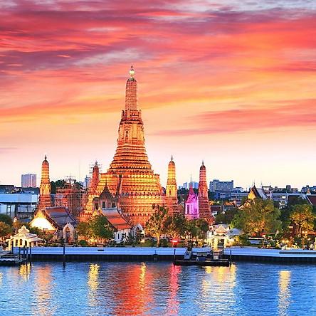 [HCM] Tour Thái Lan 5N4Đ: Bangkok - Safari - Pattaya - Coral, Giờ Bay Đẹp, Khởi Hành Hàng Tuần