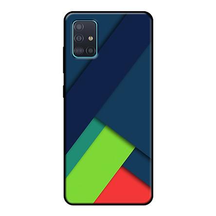 Ốp lưng điện thoại Samsung Galaxy A51 viền dẻo TPU BST Cuộc Sống Muôn Màu Mẫu 1