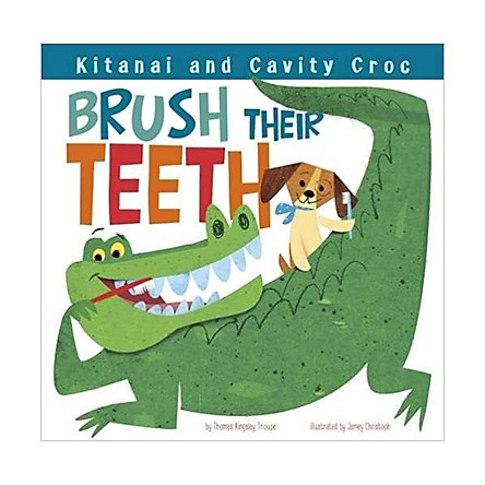 Kitanai's Healthy Habits: Brush Their Teeth