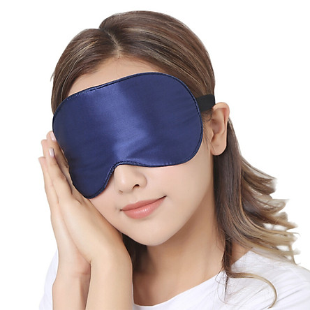 Bịt Mắt Ngủ Vải Lụa Lanluo