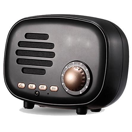Loa Nghe Nhạc FT-BT01Hỗ Trợ Bluetooth, Thẻ Nhớ, Nghe Đài FM