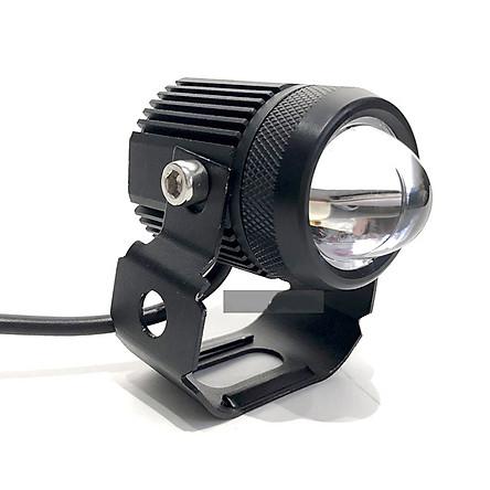 Đèn trợ sáng mini vàng pha trắng - DLMN-1 Chiếc