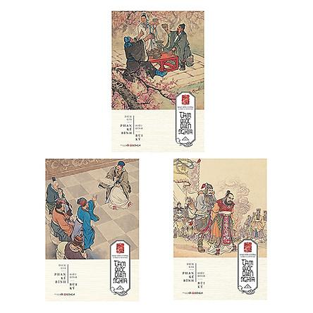 Tam Quốc Diễn Nghĩa - Bộ 3 Tập (Tái bản )