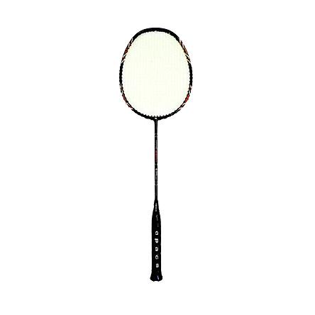 Vợt cầu lông APACS NANO 9900 new (Đen /đỏ) Tặng dây đan vợt TAAN