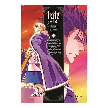 Fate Stay Night - Tập 18
