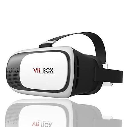 Kính thực tế ảo 3D VR Box 2 Smart phone