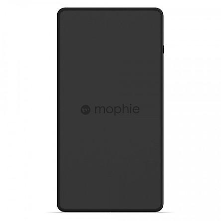 Sạc dự phòng Mophie Powerstation Plus XL Fabric 10.000mAh tích hợp cáp Lightning/Micro USB - 401101678 - Hãng Chính Hãng
