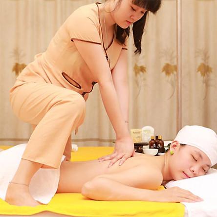 Combo Massage Body Thư Giãn Kiểu Thái Kết Hợp Tắm Bùn Khoáng Tại Thanh Thanh Spa (Miễn Tip)