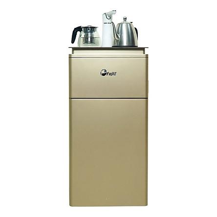 Cây nước kết hợp bàn pha trà, cafe FujiE WD3000E - Hàng chính hãng