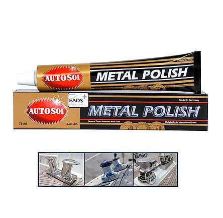 Kem đánh bóng kim loại đa dụng inox, đồng, .... Autosol Metal Polish 75ml