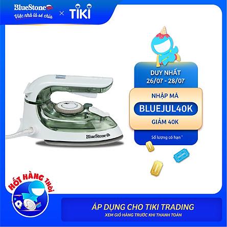 Bàn ủi hơi nước du lịch mini BlueStone SIB-3819 (1200W) - Hàng Chính Hãng