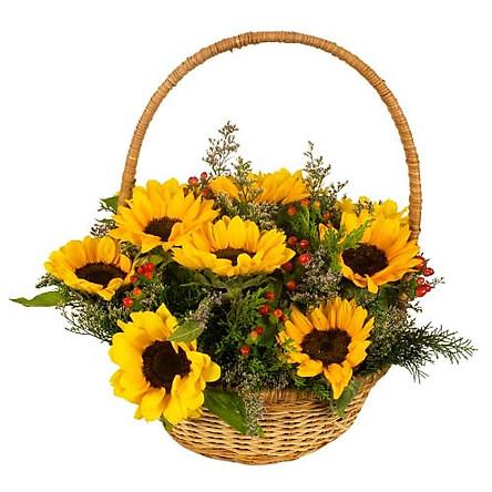 Giỏ hoa tươi - YOU ARE MY CRUSH 3958