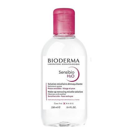 Nước tẩy trang dành cho da nhạy cảm BIODERMA Sensibio H2O 250ml