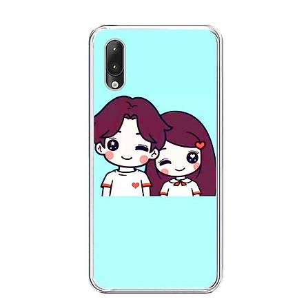 Ốp lưng dẻo cho điện thoại Vsmart Star - 0265 COUPLE06 - Hàng Chính Hãng