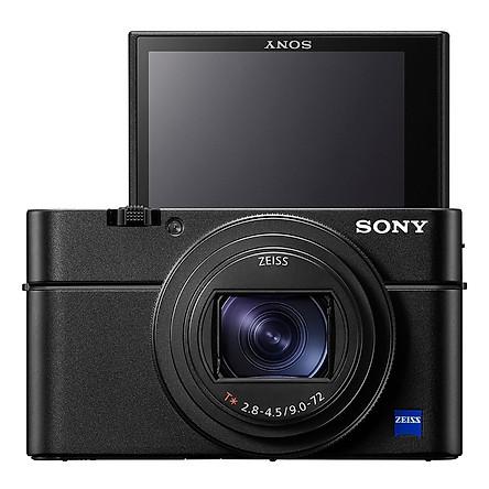 Máy ảnh Sony Cyber-shot DSC-RX100 VII (RX100M7) - Hàng chính hãng - kèm thẻ nhớ 64GB và Bảng tay cầm VCT-SGR1