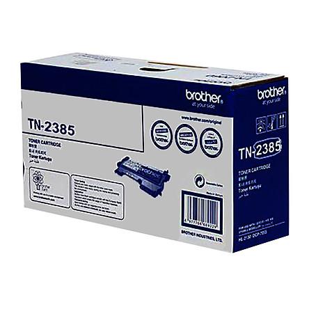 Brother TN-2385 Toner Mực Cho Máy In HL-L2321D, HL-2361DN, HL-2366DW, MFC-L2701D, MFC-L2701DW - Hàng Chính Hãng